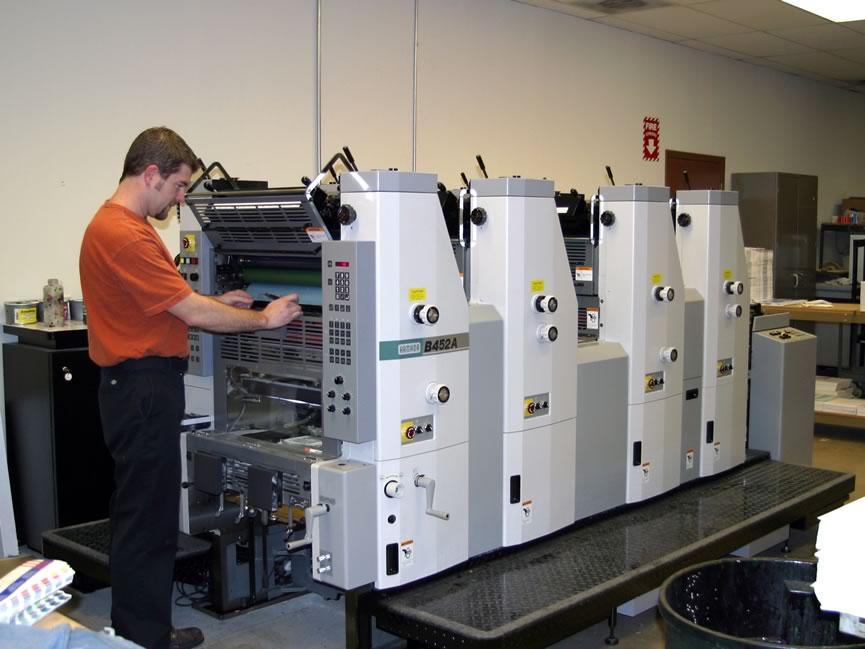 Prescott Printer Offset
