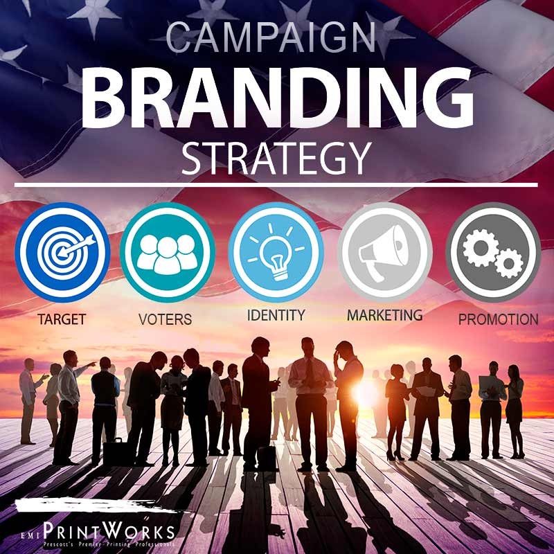 Campaign Marketing: Design, Printed Materials, Mailings and Websites